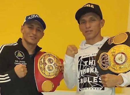 Los gemelos récord que se niegan a pelear entre ellos y hacen historia en el boxeo mundial.