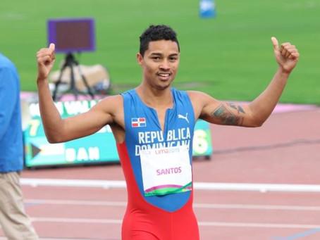 Juander Santos gana la semifinal y va mañana por oro. Mira la carrera.