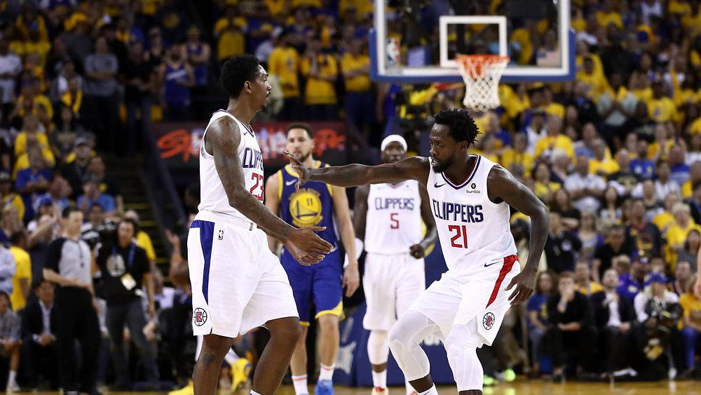 Los Clippers fuerzan el sexto