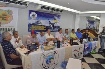 Dedicarán Pesca al Marlin Azul a Bolívar Díaz
