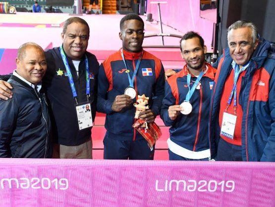 La delegación quisqueyana suma un total de seis medallas, incluidas una de oro, dos de plata y tres de bronce.