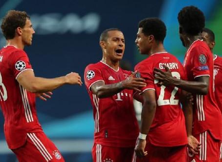 Bayern Munich enfrentará al PSG en la final de Champions: derrotó al Lyon 3-0