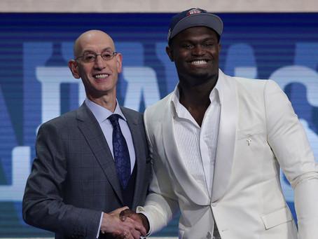 Así fueron todas las elecciones del Draft de la NBA 2019. Mira el resumen.