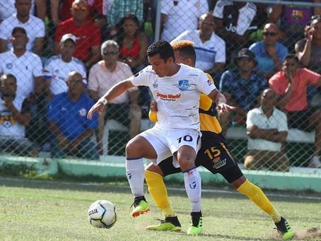 Atlántico FC y Moca FC terminan igualados a un gol en el Leonel Placido.