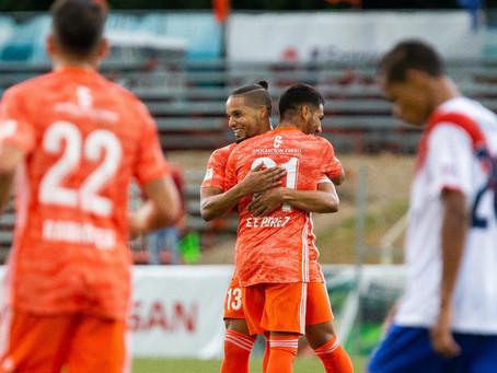 Flores conduce Cibao CF al triunfo y al campeonato CFU de la CONCACAF.
