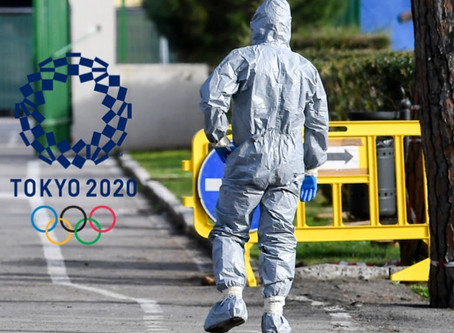 El coronavirus pone en peligro los Juegos de Tokio.