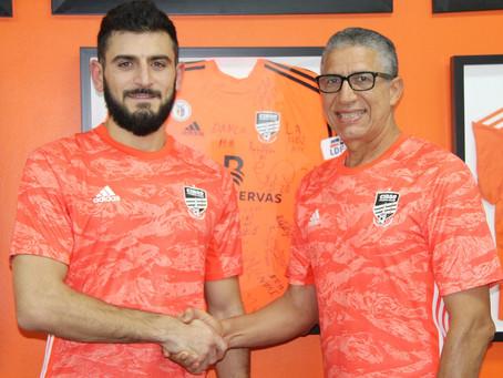 Cibao FC anuncia al uruguayo Max Rauhofer como nuevo refuerzo
