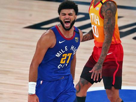 Jamal Murray 50 puntos y triunfo para Denver Nuggets, que va a un séptimo partido contra Utah Jazz.