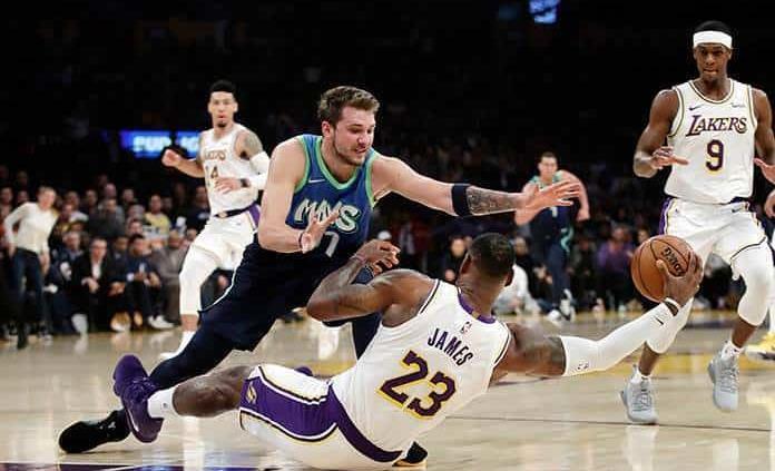 Los Mavericks han puesto punto y final a la mejor racha de la Conferencia Oeste después de imponerse a los Lakers en el Staples Center