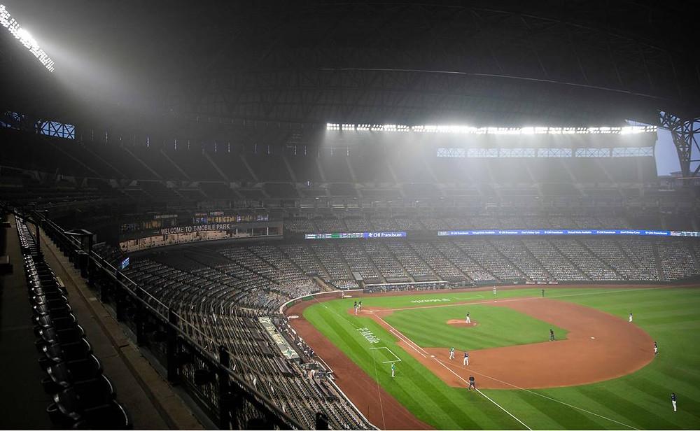 Los equipos decidieron mudarse de Seattle para jugar este miércoles y el jueves en el Oracle Park de San Francisco.