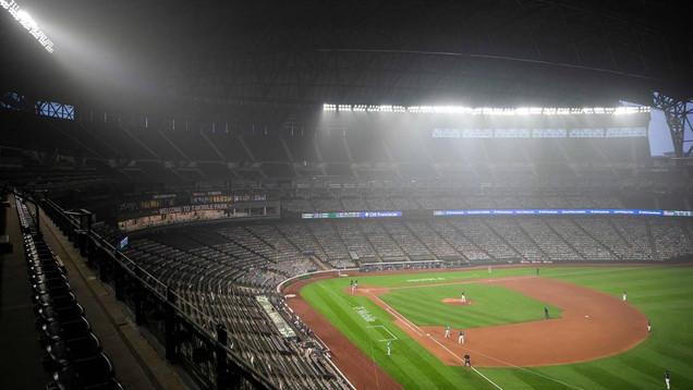 Giants y Mariners posponen par de juegos en Seattle por humo de incendios