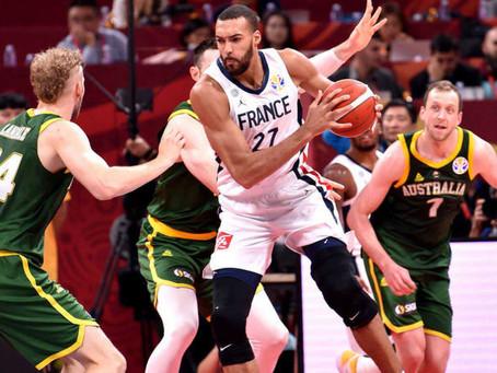 Mundial China 2019: Francia se queda con el bronce al derrotar a la selección de Australia