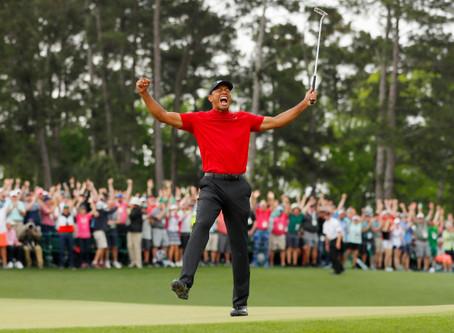 Tiger Woods ganó el Masters y escribió una página gloriosa en la historia del deporte