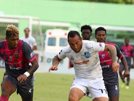 Atlantico FC abre el Clausura con triunfo 0-1 sobre Pantoja.