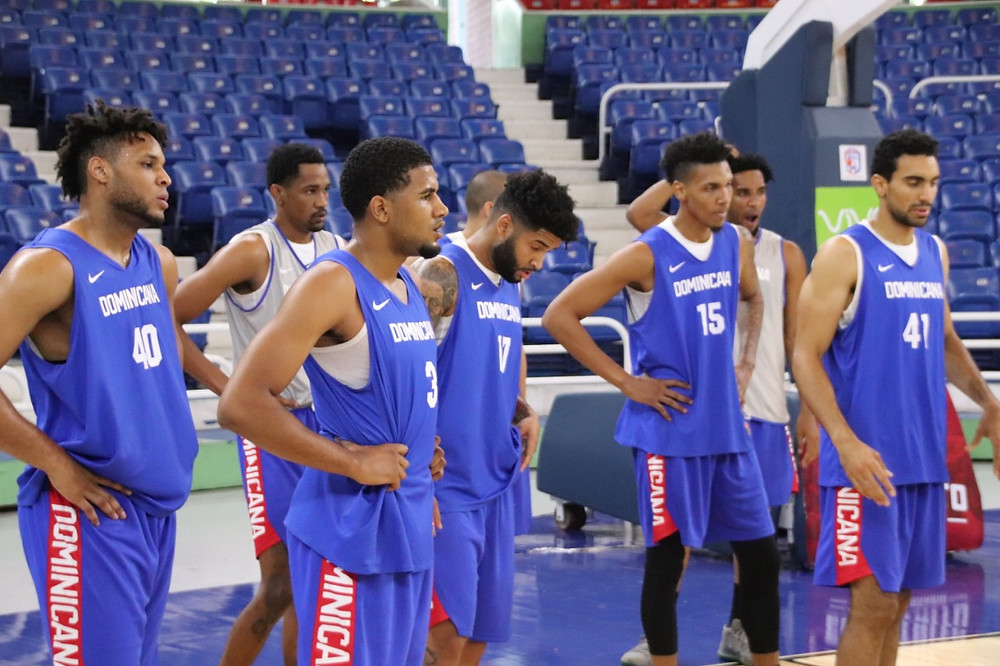 La República Dominicana contra Nigeria los días 20 y 22 del presente mes en el Palacio de los Deportes