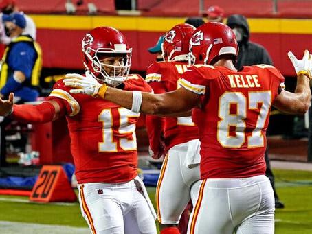 Los campeones Kansas City Chiefs inician con triunfo la temporada de la NFL