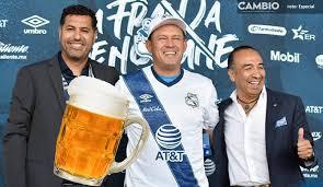 Puebla ofreció una cerveza gratis para los aficionados que asistan al estadio Cuauhtémoc, en caso que el equipo no gane a los Bravos de Juárez