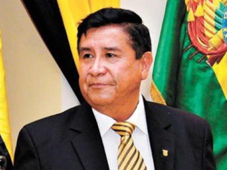 Murió de coronavirus César Salinas, presidente de la Federación Boliviana de Fútbol