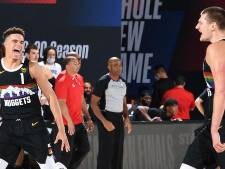 Jokic despierta a Denver para obligar a un juego 7 ante Clippers