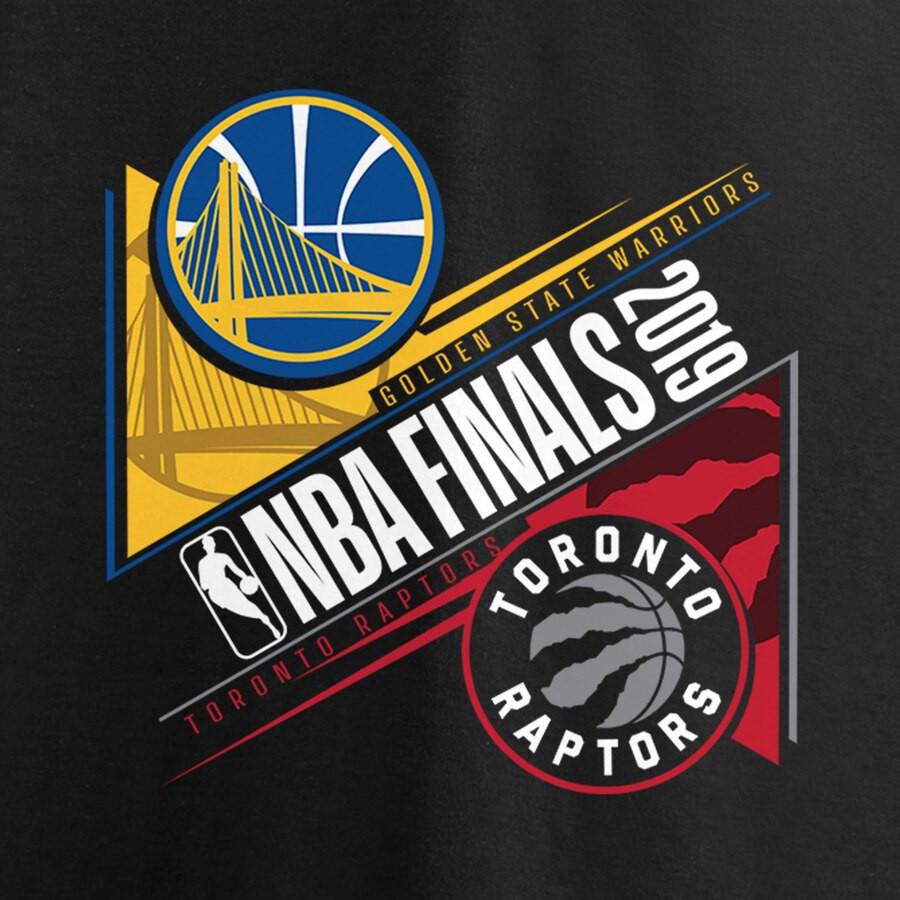 Golden State llega por quinta vez consecutiva a las Finales de la NBA mientras que Toronto hará su debut.