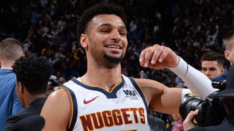Jamal Murray, jugador de los Nuggets, no acudirá a la cita china por un esguince de rodilla