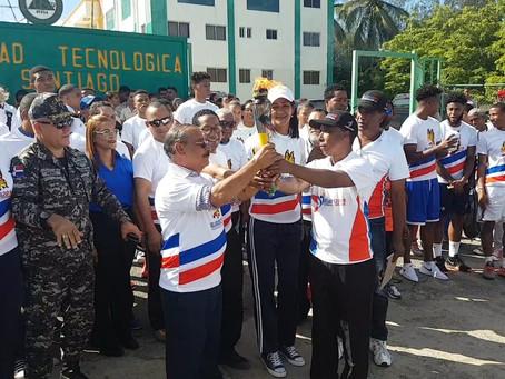 ¡BATALLA CAMPAL! Atletas listos para los Juegos Nacionales 2018
