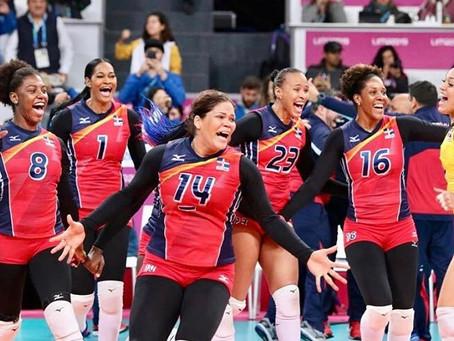 Las Reinas pusieron el sazón en Los juegos Panamericanos y dieron día histórico a Rep. Dom.