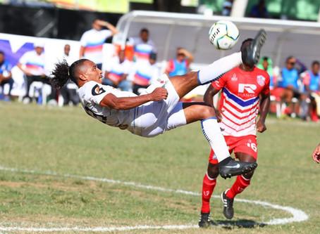 Atlántico FC pone a rodar el balón frente a Jarabacoa FC en el inicio de la LDF 2020