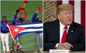 El acuerdo de MLB y Cuba podría verse amenazado por Donald Trump (AP)
