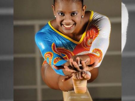 La mejor noticia del día. Yamilet abre escuela para crear nueva generación de gimnastas.