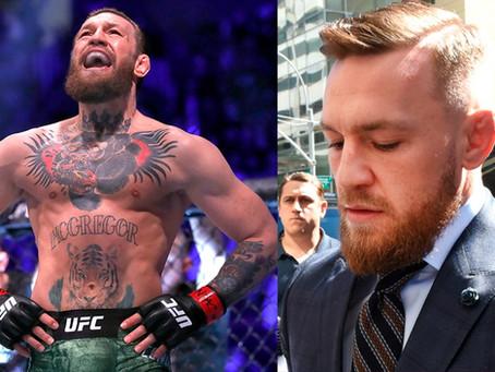 McGregor queda en libertad tras ser denunciado por intento de agresión sexual
