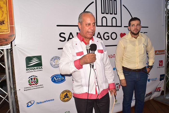 Santiago Late es un medio maratón y carrera de 10Km y 21Km