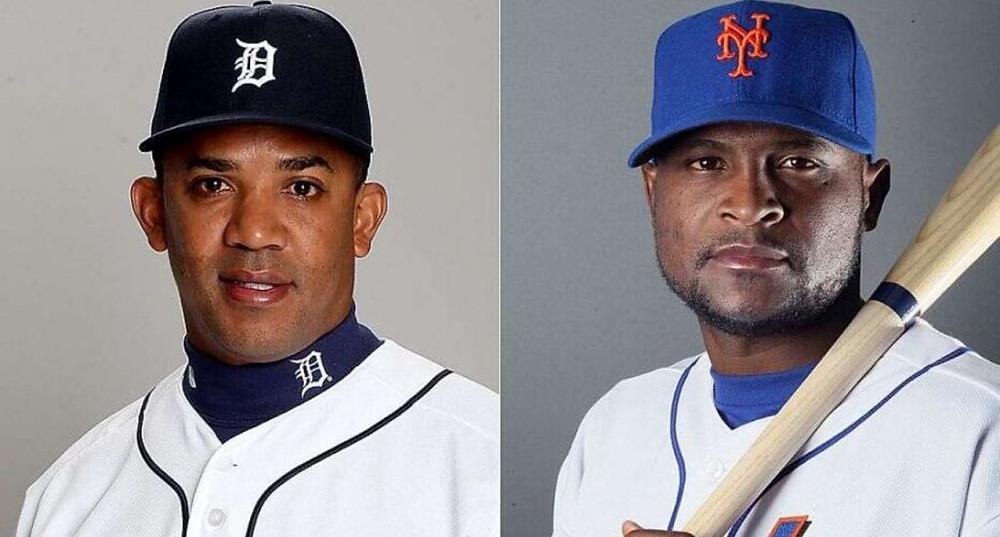 exlanzador de Grandes Ligas, Octavio Dotel y señalaron al exintermedista MLB Luis Castillo