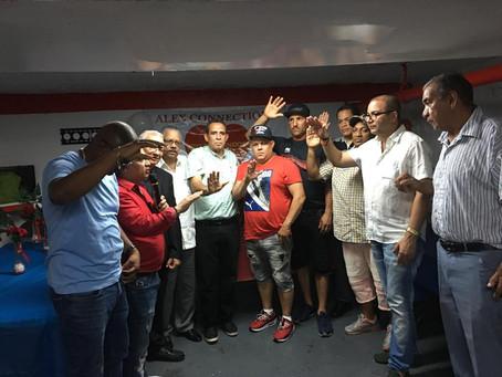Andrés Rodríguez electo presidente de tableristas en NY