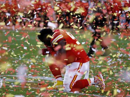 Los Chiefs se proclaman campeones de la Super Bowl tras medio siglo alejados de la gloria