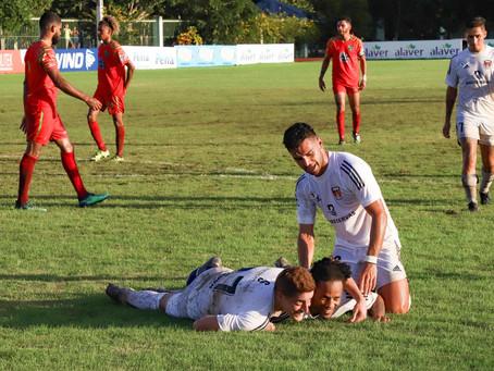 Cibao FC golea  Jarabacoa 0-4 y escala la cima de la LDF