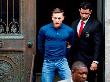 Arrestan a Conor McGregor en Miami Beach tras destrozar teléfono