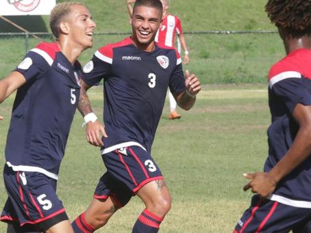 República Dominicana vence a Puerto Rico y avanza en Preolímpico Concacaf. Mira el resumen.