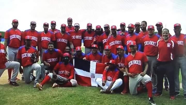 Selección Dominicana de Béisbol