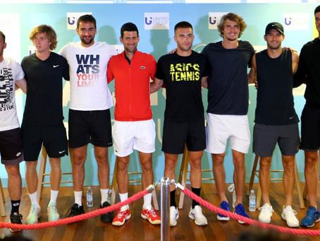 El número 1 del mundo Novak Djokovic da positivo por coronavirus