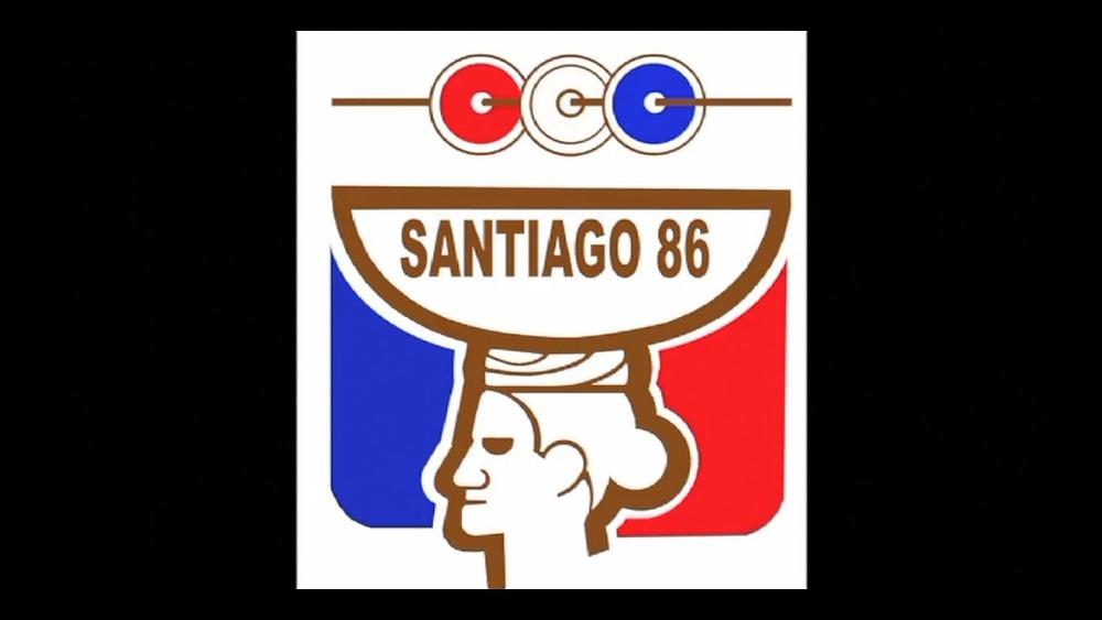 Logo de Santiago 86