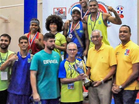 Brasil gana XXXIX Copa Independencia de Boxeo, en honor al entrenador, Lucas -El Saga- Hernández.