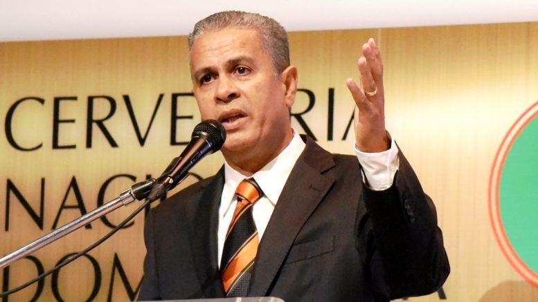 Américo Cabrera presidente de la ACDS