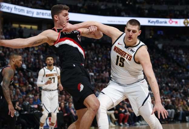Denver Nuggets vs. Portland Trail Blazers