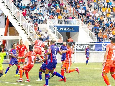 Luego de receso Liga de Fútbol regresa con cinco encuentros.