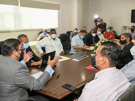 Miderec intervendrá 130 instalaciones durante primeros cien días de gestión.