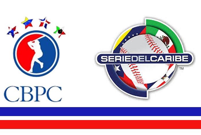 Logo de la Confederación de Béisbol Profesional del Caribe