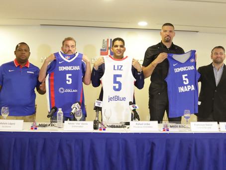 RD presenta preselección para el Mundial FIBA 2019