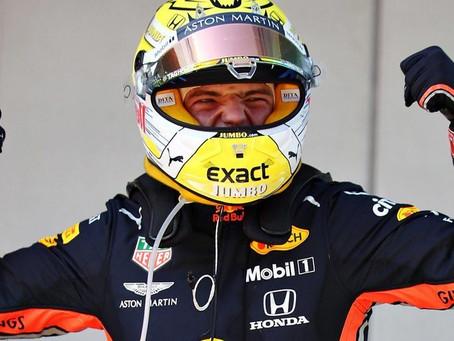 Verstappen refresca el podio del campeonato; gana en GP de Austria