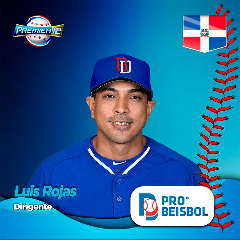Luis Rojas será el dirigente del equipo